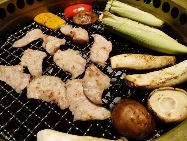 11119 竹北-同話燒肉 超夜店FU的燒肉店