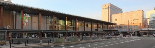11122 Nagano-長野大都會飯店(Hotel Metropolitan Nagano)長野車站直結超便利