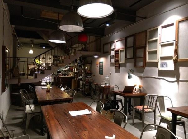12000006 新竹-2/100 Cafe百分之二咖啡 老房子新氣氛