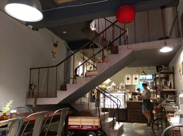 12000012 新竹-2/100 Cafe百分之二咖啡 老房子新氣氛