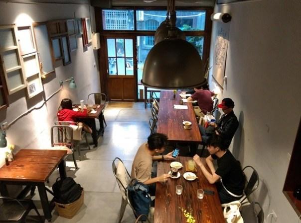 12000015 新竹-2/100 Cafe百分之二咖啡 老房子新氣氛