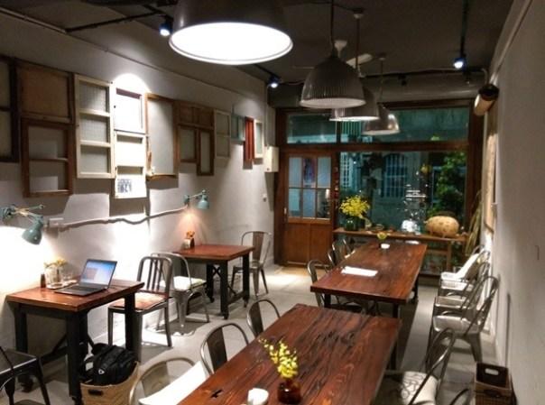 12000016 新竹-2/100 Cafe百分之二咖啡 老房子新氣氛