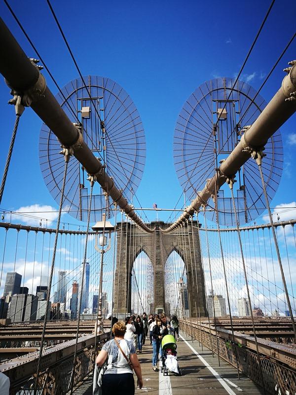 brooklynbridge06 New York-果真大蘋果之紐約真好玩 散步Brooklyn Bridge品味紐約天際線