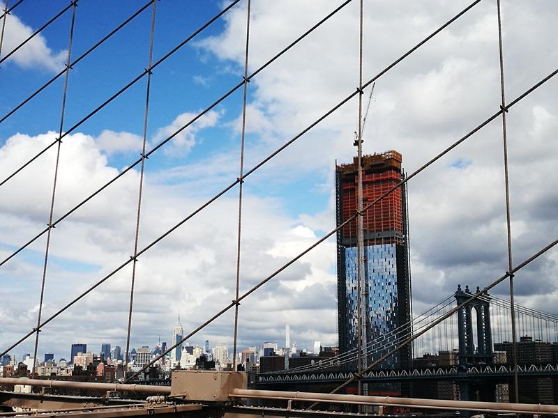 brooklynbridge13 New York-果真大蘋果之紐約真好玩 散步Brooklyn Bridge品味紐約天際線