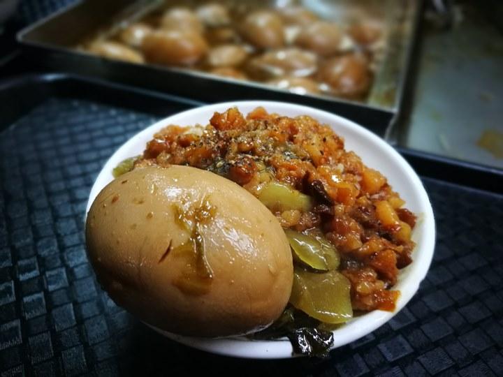 meatrice05 新竹-柳家肉燥飯 有城隍爺保佑的古早味