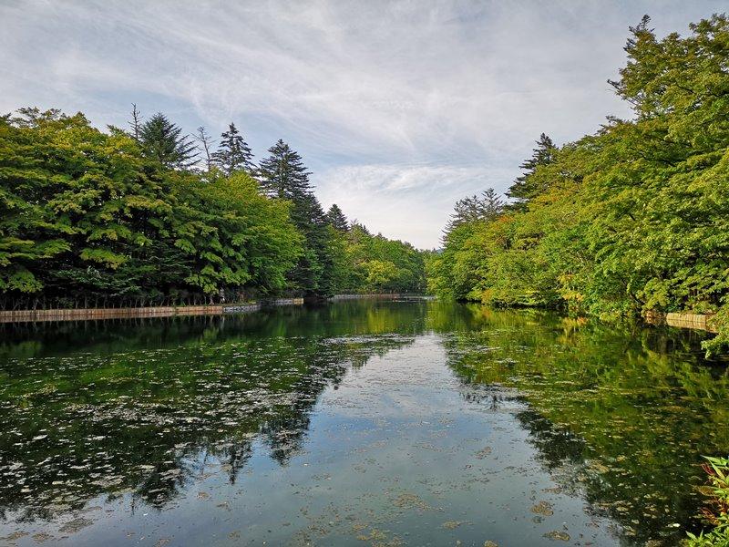 karuizawa06 Karuizawa-輕井澤輕鬆鐵馬行/聖保羅教堂/雲場池