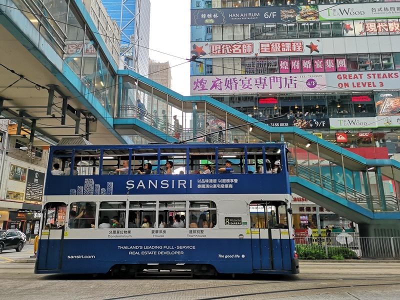 dingdingcar0409 HK-叮叮車 在鬧區中的復古車隊 搭上叮叮車享受忙碌香港的緩慢
