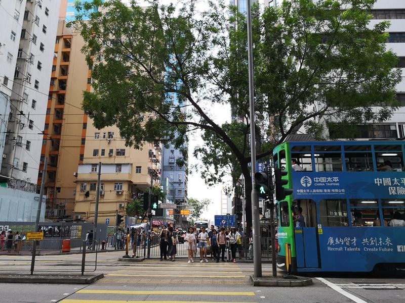 dingdingcar0410 HK-叮叮車 在鬧區中的復古車隊 搭上叮叮車享受忙碌香港的緩慢