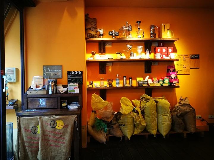 cama04 竹北-CAMA咖啡 平價連鎖咖啡 香醇的耶加雪菲