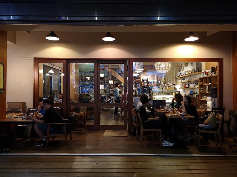 inkcoffeee02 新竹-墨咖啡 溫暖的空間