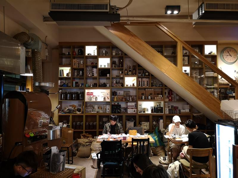 inkcoffeee05 新竹-墨咖啡 溫暖的空間