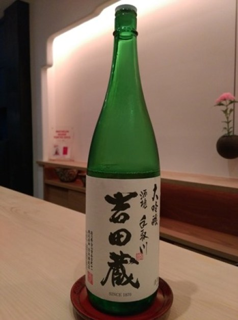 1117 Shinagawa-東京米其林三星牧村まき村 絕對隱藏版的摘星餐廳 大大的滿足!!