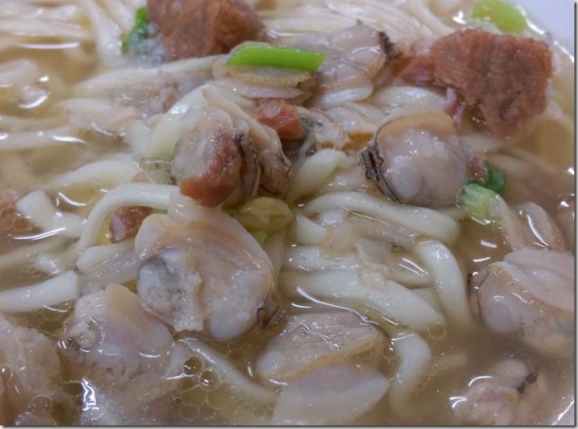 7_thumb2 彰化-阿添蛤仔麵 真材實料清爽湯頭的蛤仔麵