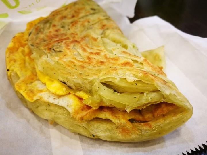 vaganbreakfast7 中壢-得來素 早餐也有素食可以吃喔!