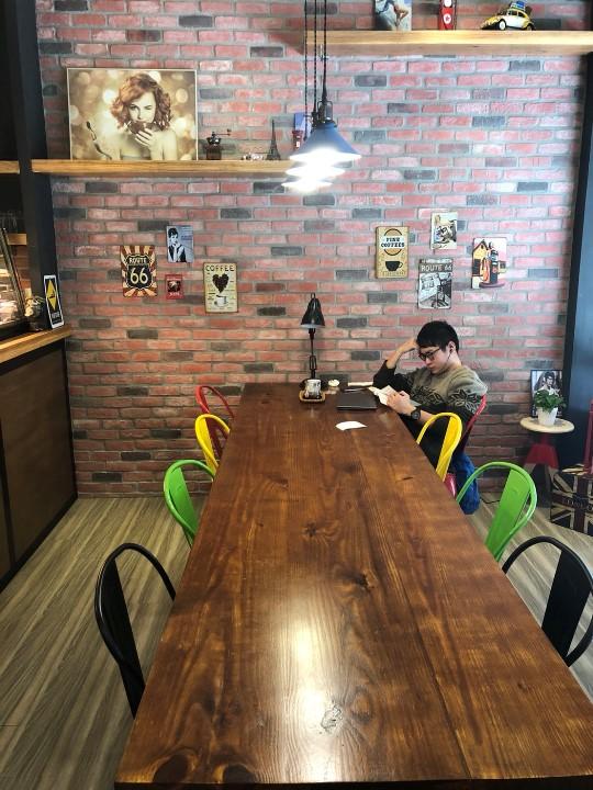 lottoo0111 中壢-想想Caffee*Lottoo 輕鬆舒適的小咖啡館