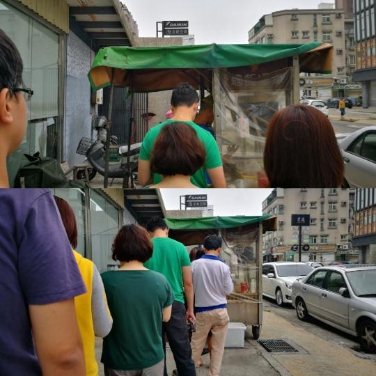 riceballchupei4 竹北-幸福飯糰小餐車 簡單美味 早點來 賣完就沒囉!!