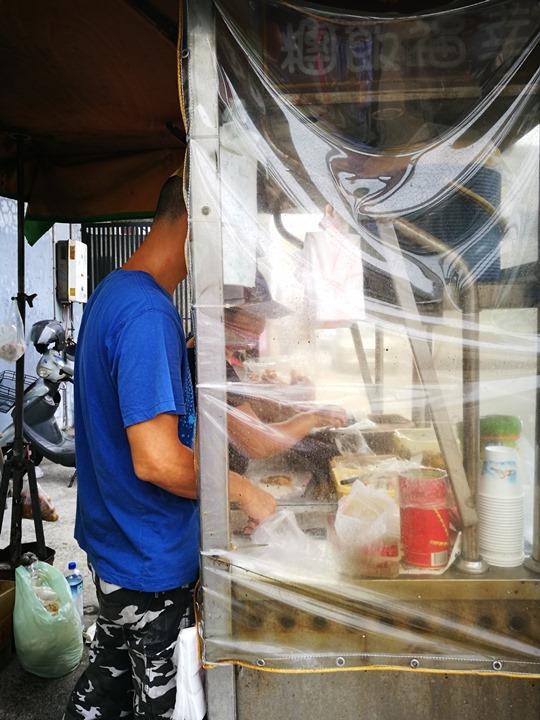 riceballchupei7 竹北-幸福飯糰小餐車 簡單美味 早點來 賣完就沒囉!!