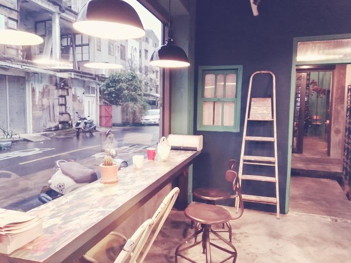 taikoooo17 台南-太古101咖啡 老宅咖啡廳 來一杯懷舊咖啡吧!