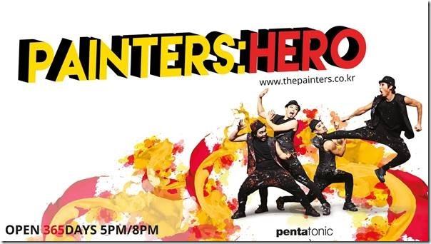 12961305_600170600132041_9061314450457344995_o_thumb Seoul-Painters:Hero首爾高人氣的劇場表演 塗鴉秀