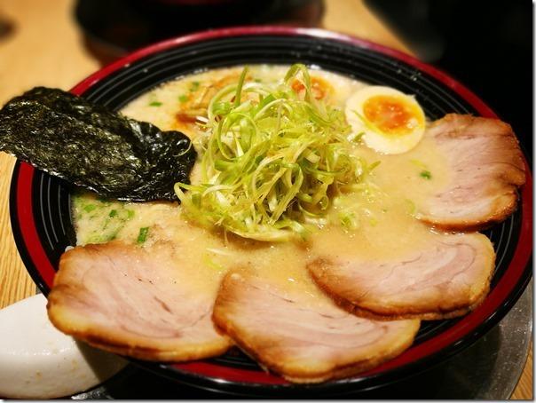 Mitsuilamen4_thumb 林口-屯京拉麵 原汁原味日本風味拉麵 叉燒軟嫩京蔥撲鼻香