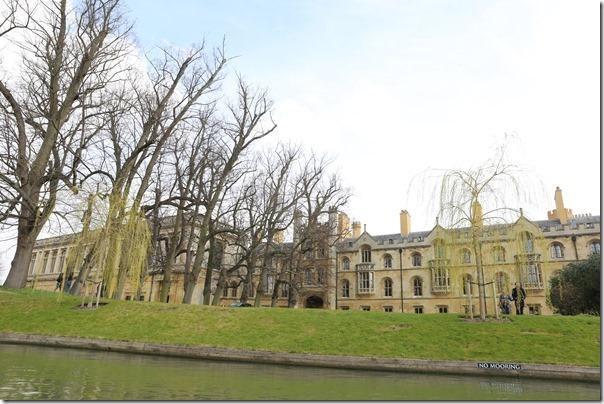 ponting11_thumb Cambridge-再見康橋 許多年後的劍橋 依舊美麗 搭船遊康河