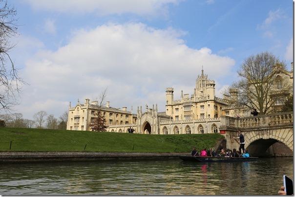 ponting14_thumb Cambridge-再見康橋 許多年後的劍橋 依舊美麗 搭船遊康河
