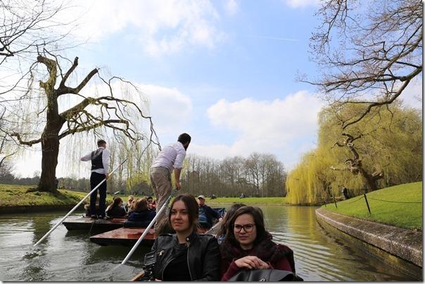ponting22_thumb Cambridge-再見康橋 許多年後的劍橋 依舊美麗 搭船遊康河
