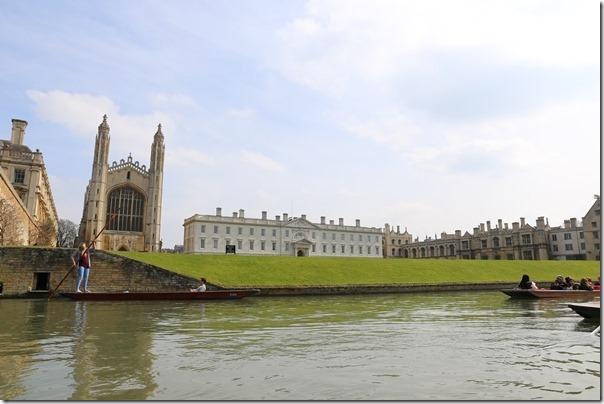 ponting26_thumb Cambridge-再見康橋 許多年後的劍橋 依舊美麗 搭船遊康河