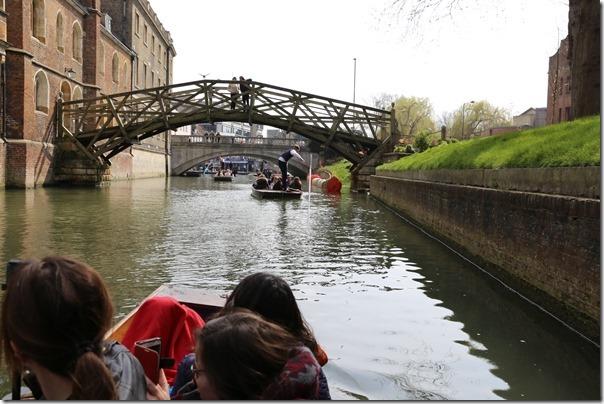 ponting31_thumb Cambridge-再見康橋 許多年後的劍橋 依舊美麗 搭船遊康河