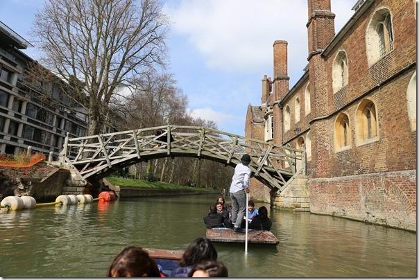 ponting36_thumb Cambridge-再見康橋 許多年後的劍橋 依舊美麗 搭船遊康河