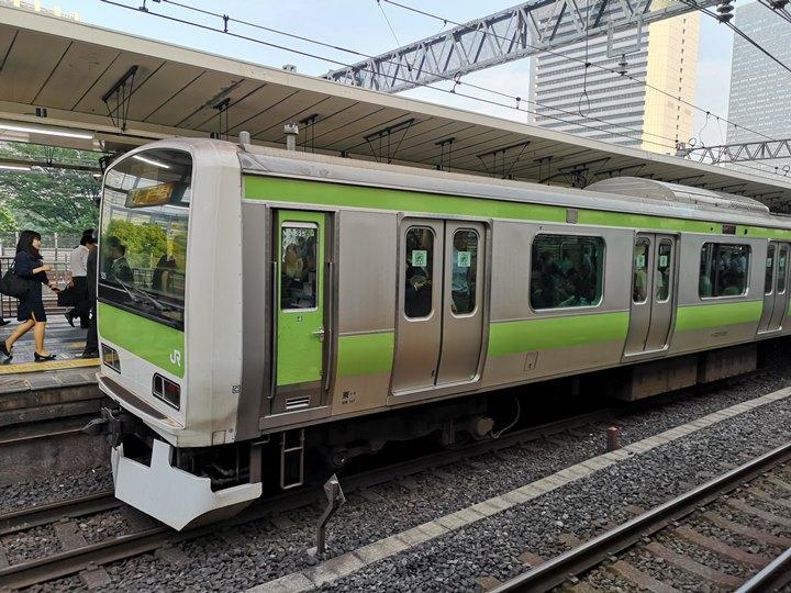 yamanote Tokyo-沿著環狀JR山手線旅行東京(更新至20190422)