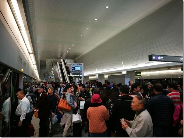 TYmetrotrialrun40_thumb 機場捷運試營運搭乘20170218