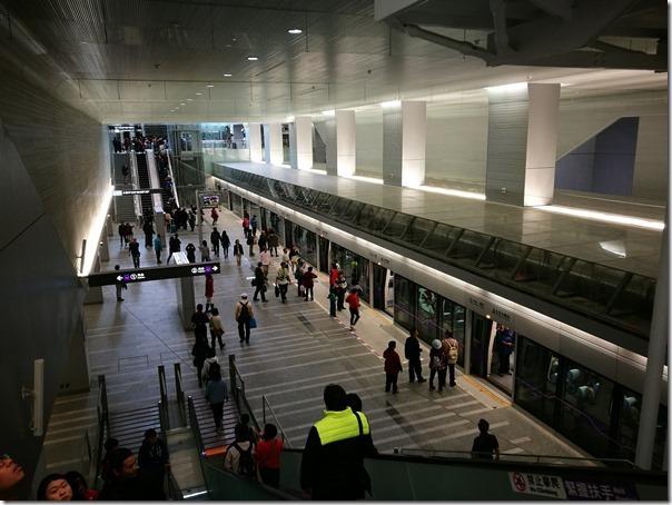 TYmetrotrialrun43_thumb 機場捷運試營運搭乘20170218