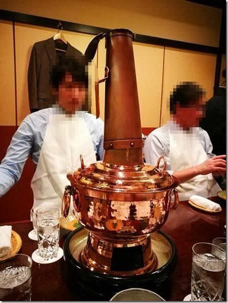IMG_20170329_213444_resized_20170329_093642793_thumb Nihobashi-Zakuroざくろ 日本橋店 A4牛肉雪花般的油脂分布 軟嫩好吃涮涮鍋