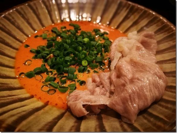 zakuro10_thumb Nihobashi-Zakuroざくろ 日本橋店 A4牛肉雪花般的油脂分布 軟嫩好吃涮涮鍋