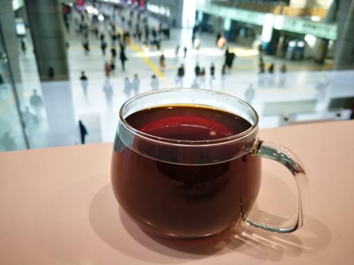bluebottlecoffee11 Shinagawa-品川車站巧遇藍瓶子Blue Bottle怎麼樣也要來一杯