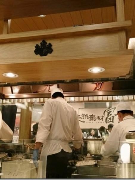 image013 中正-排隊名店 台北車站微風金子半之助 天丼真好吃啊值得一排喔!!