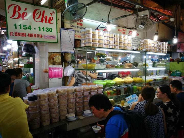 Chợ-Bến-Thành09 HoChiMinh-胡志明濱城市場Chợ Bến Thành隨便逛 傳統市場看當地人生活