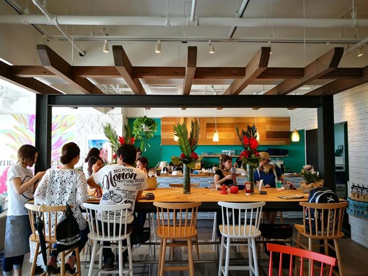 calif-kitchen09 Okinawa-美國村Calif Kitchen美不勝收的海天景色 盛夏的一抹清涼