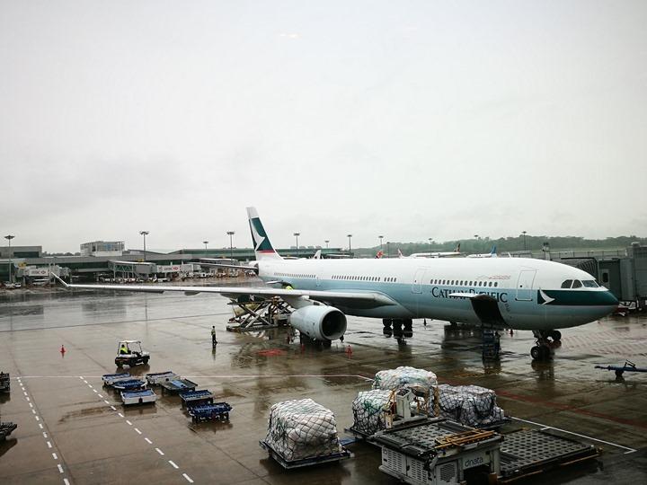 flyingcx03 飛行天際之累積哩程換機票之快開始