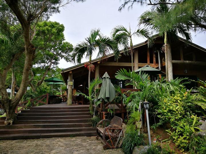 fuucafe05 Okinawa-沖繩瀨底島 綠樹環繞的隱藏版咖啡廳 Fuu Cafe自家咖啡搭配美味披薩與漢堡