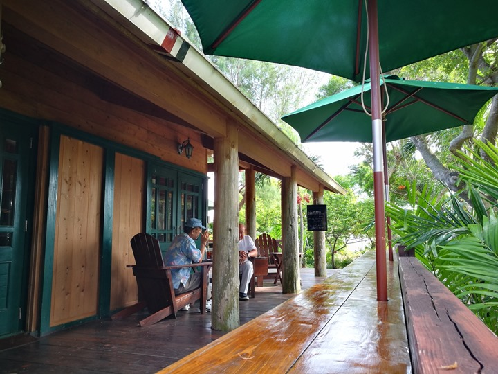 fuucafe17 Okinawa-沖繩瀨底島 綠樹環繞的隱藏版咖啡廳 Fuu Cafe自家咖啡搭配美味披薩與漢堡