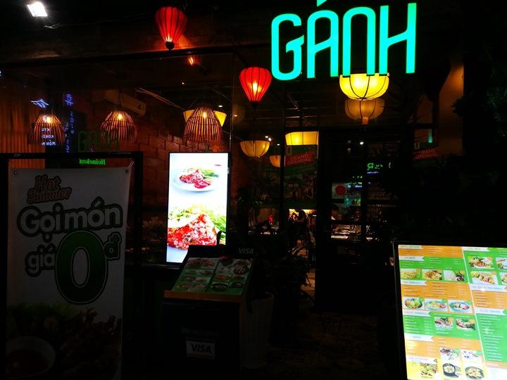 ganh02 HoChiMinh-Gánh胡志明正宗越南餐廳 燈光美氣氛佳食物普通而已 哈