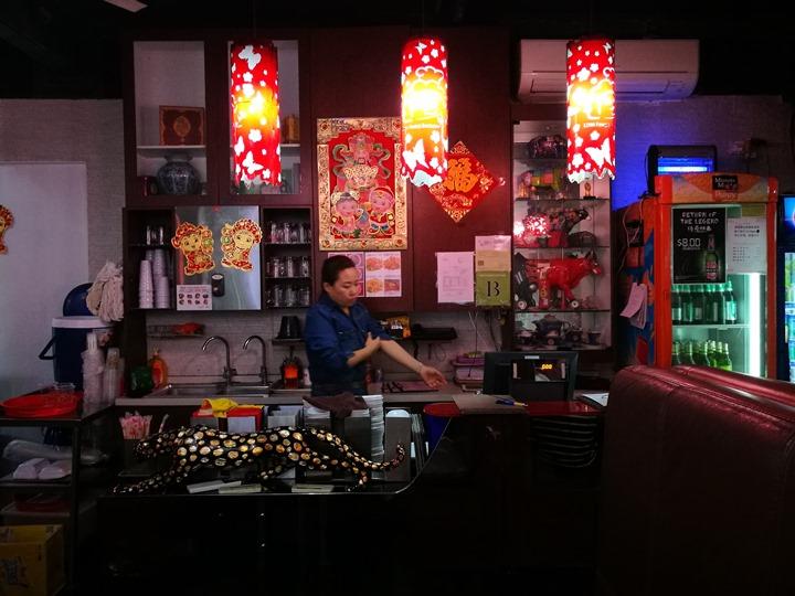 lambleg03 Singapore-劉大媽燒烤吧 特色烤羊腿 有彈性滿滿肉汁的好滋味 熱帶吃燒烤也太燥
