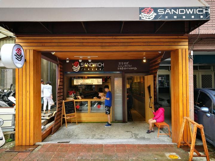 meatsandwich01 中壢-肉Sandwich 客家本色阿婆豬排...創意口味特色店家