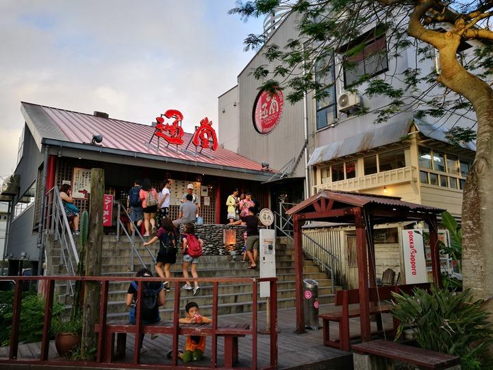okinawanewnoodles04 Okinawa-沖繩新麵 通堂 人氣必吃拉麵