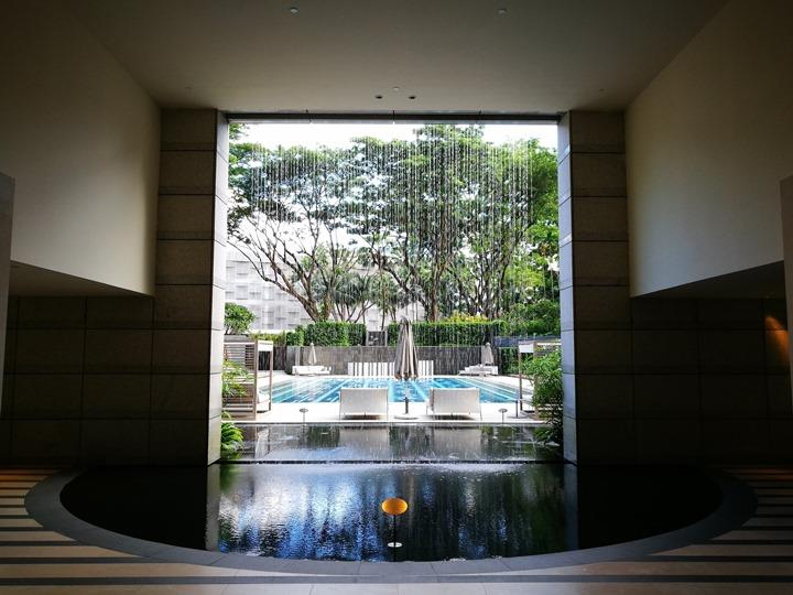 ritzcarltonsigapore001140 Singapore-Ritz Carlton心滿意足的五星級飯店 新加坡最常住的飯店之一