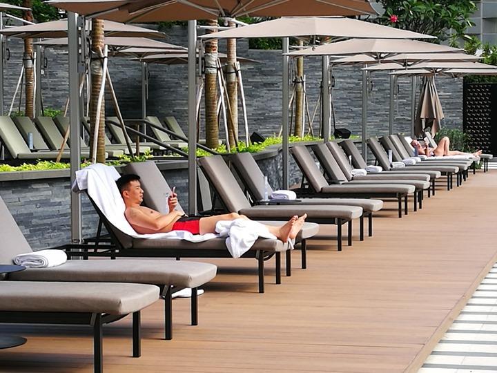 ritzcarltonsigapore001141 Singapore-Ritz Carlton心滿意足的五星級飯店 新加坡最常住的飯店之一