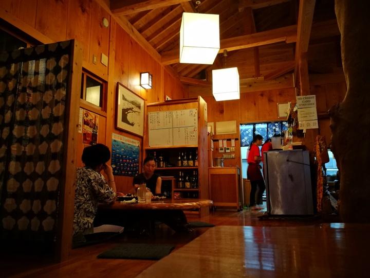 shinagugu1 Okinawa-うちなーの味 石なぐ(石納格) 沖繩本部郡日式老建築裡的美味