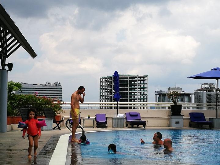 sofitel35 HoChiMinh-Sofitel Saigon Plaza舒適的空間 胡志明滿意的住宿環境